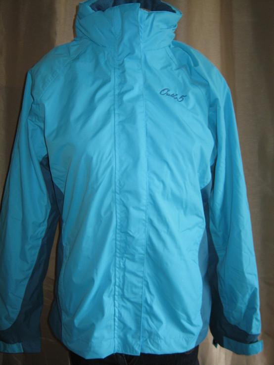 Функциональная куртка outdoor 3 в 1