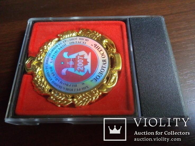 Награда исполнителю эстрадной песни, фото №4