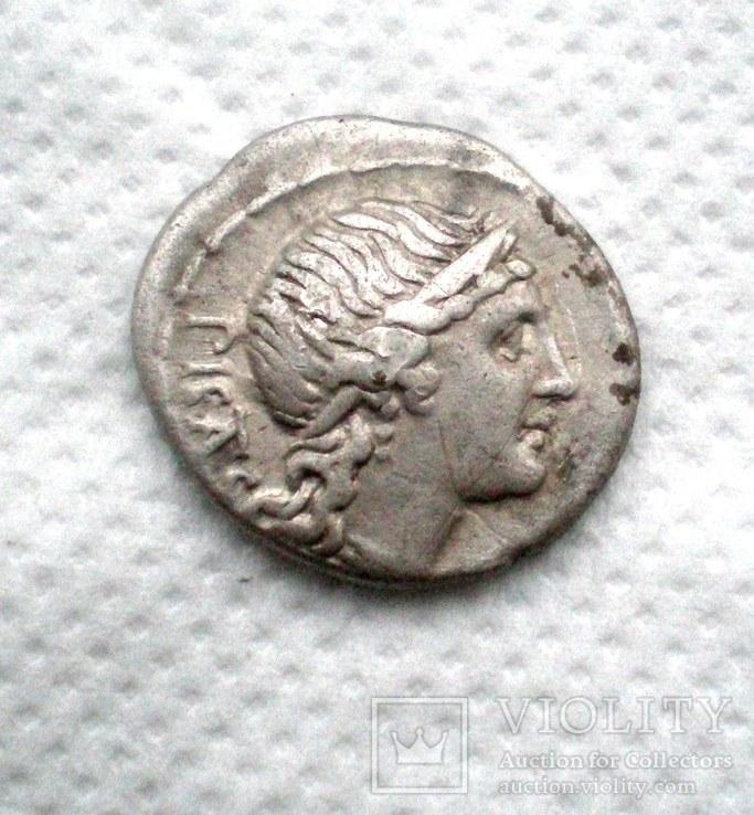 М.Геренний  108-107 до н.е., фото №3