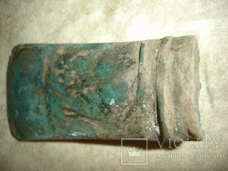 Кельт-мотыга Белозерской культуры, примерно 1260-1000 гг. до н.э., фото №8