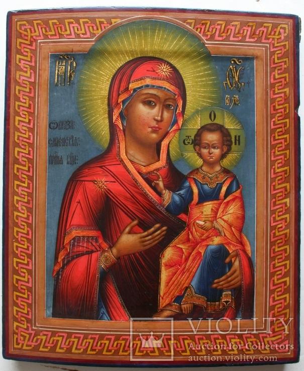 Богородица Смоленская, фото №2