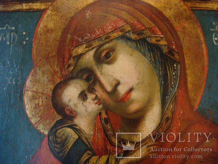 Богородица Донская, фото №3