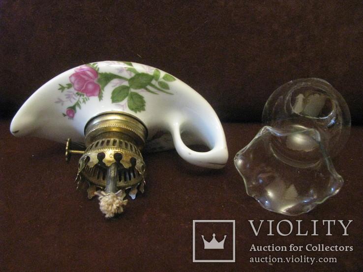 Лампа коллекционная - керосиново-маслянная., фото №6