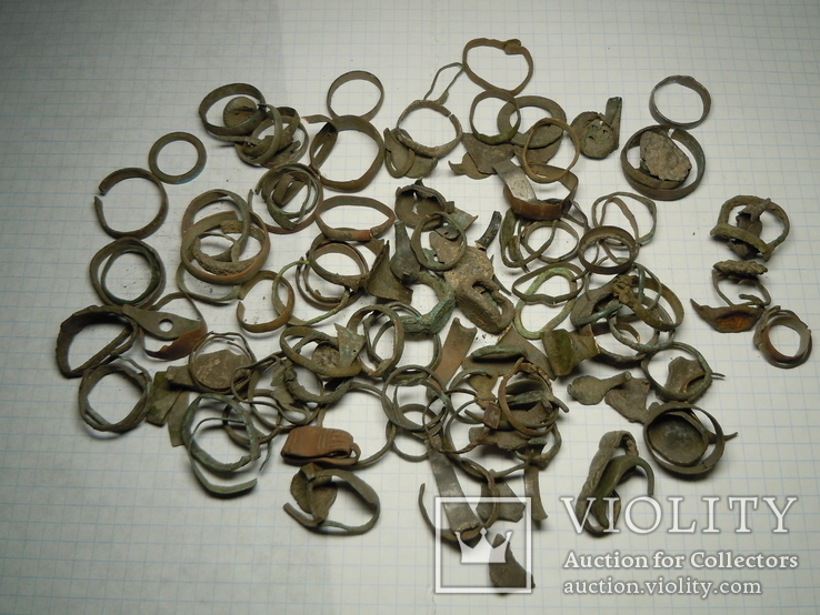 Перстни и кольца на реставрацию, фото №2