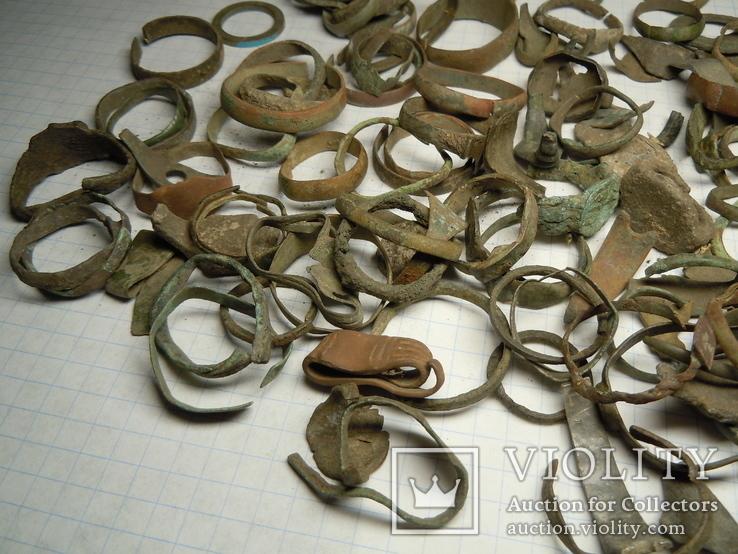 Перстни и кольца на реставрацию, фото №5
