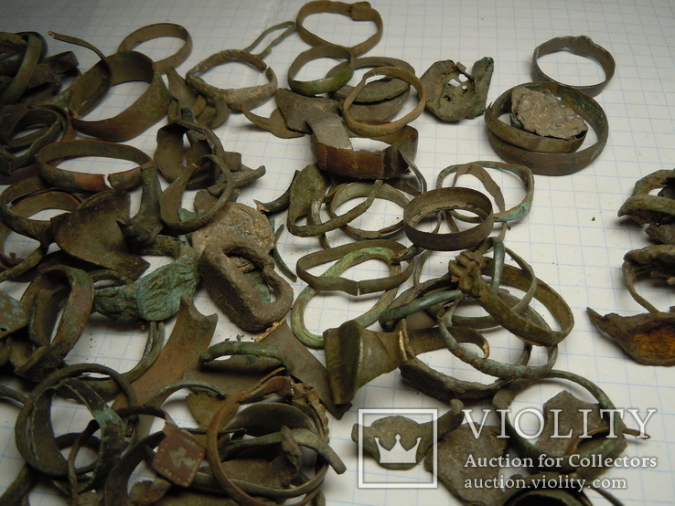 Перстни и кольца на реставрацию, фото №6