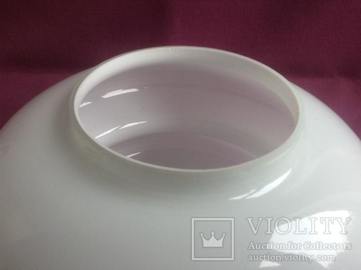 Плафон Гармошка. Молочное стекло., фото №8