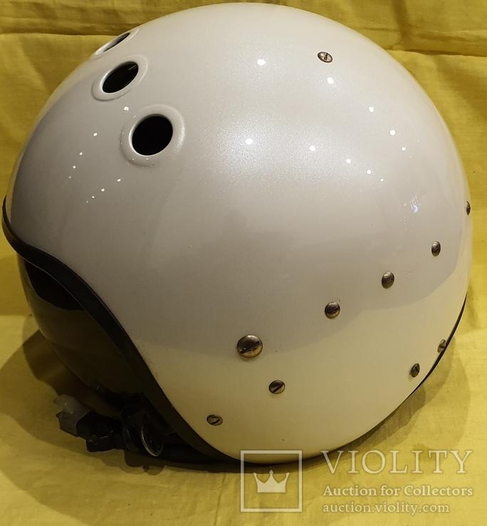 Шлем летчика зш7а, фото №3