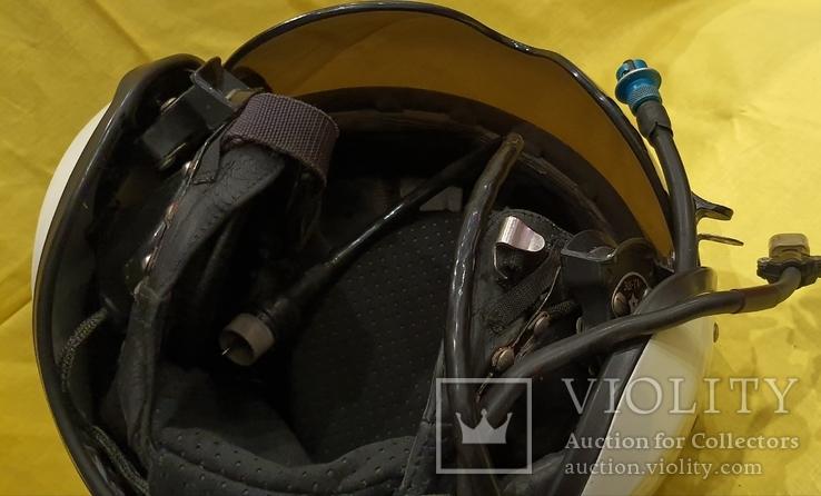 Шлем летчика зш7а, фото №7