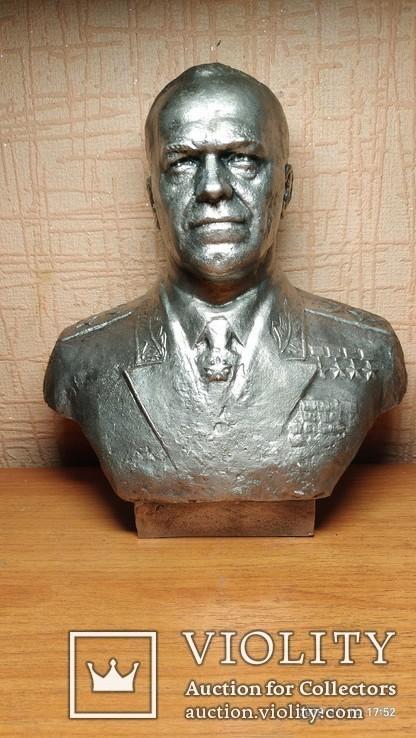 Бюст Маршала Жукова 1976 г., фото №2