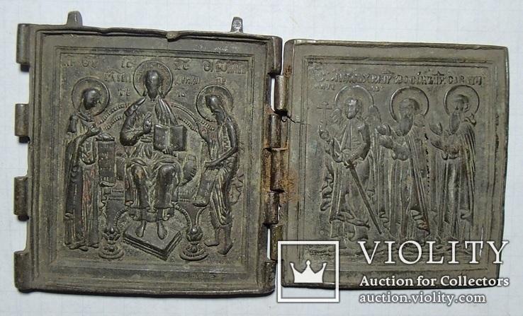 Деисус с избранными святыми, фото №2