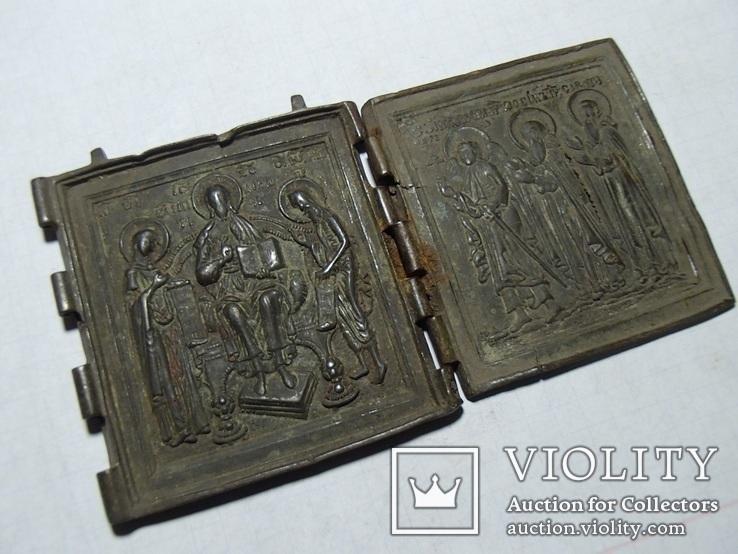 Деисус с избранными святыми, фото №4