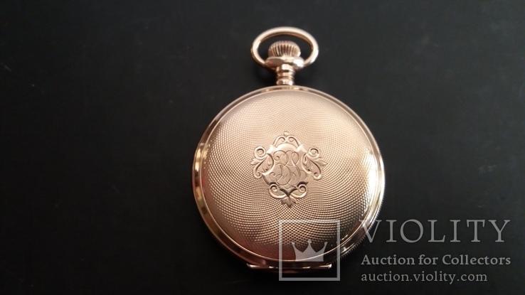 Годинник Elgin (золото 14к), фото №2