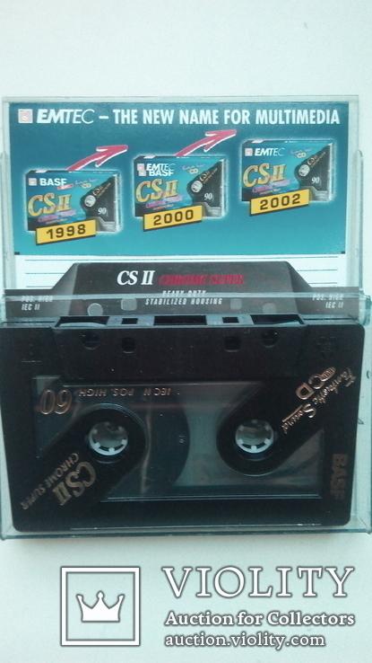 Три аудиокассеты с записью, фото №5