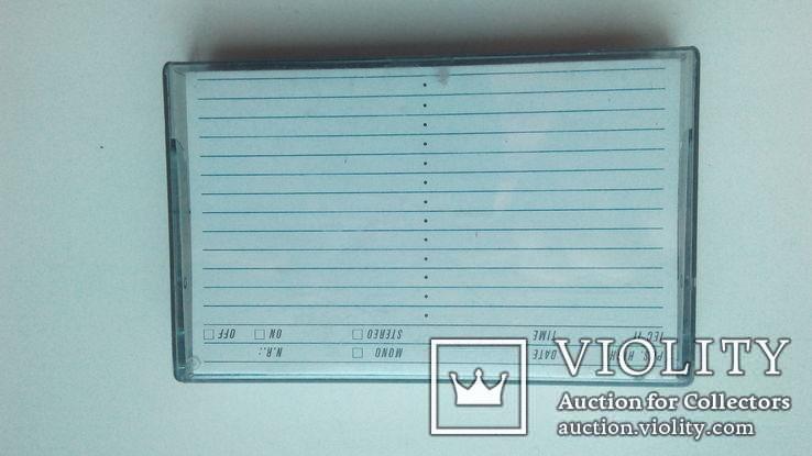 Три аудиокассеты с записью, фото №6