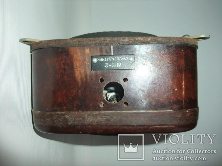 Курсозадатчик ИРК-2 (испытатель радио компасов). Авиационный прибор., фото №5