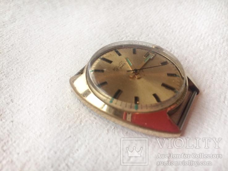 Часы Poljot, рабочие, Au10