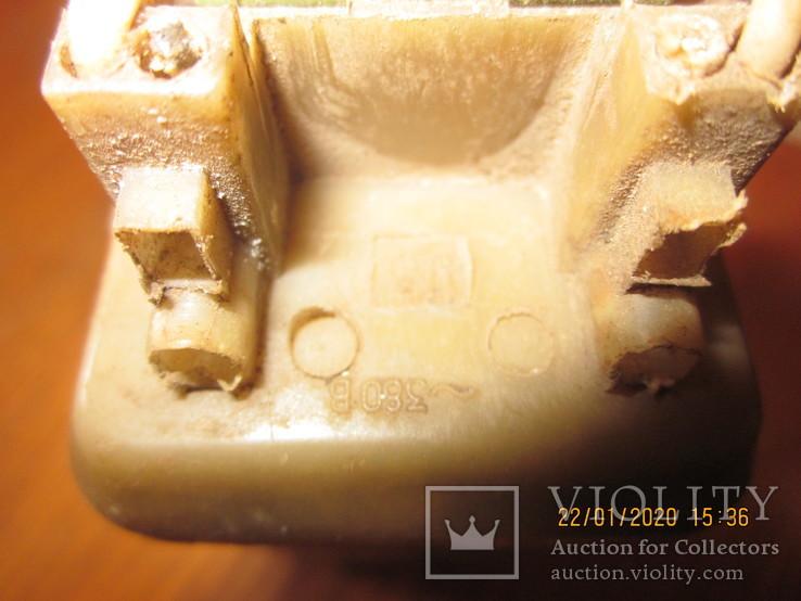 Конденсаторы кбг, псб, резистор, герконы., фото №7