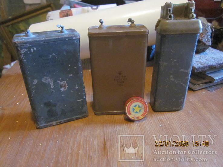 Конденсаторы кбг, псб, резистор, герконы., фото №11