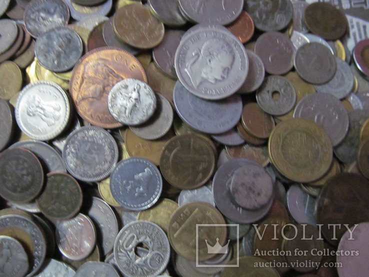 9900 +-10 монет від антики,середньовіччя до сучасних., фото №10