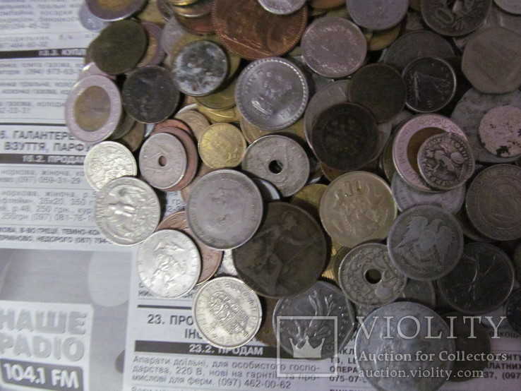 9900 +-10 монет від антики,середньовіччя до сучасних., фото №11