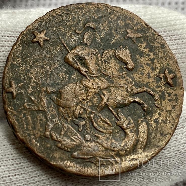 4 копейки 1762 года Пётр ІІІ, фото №3