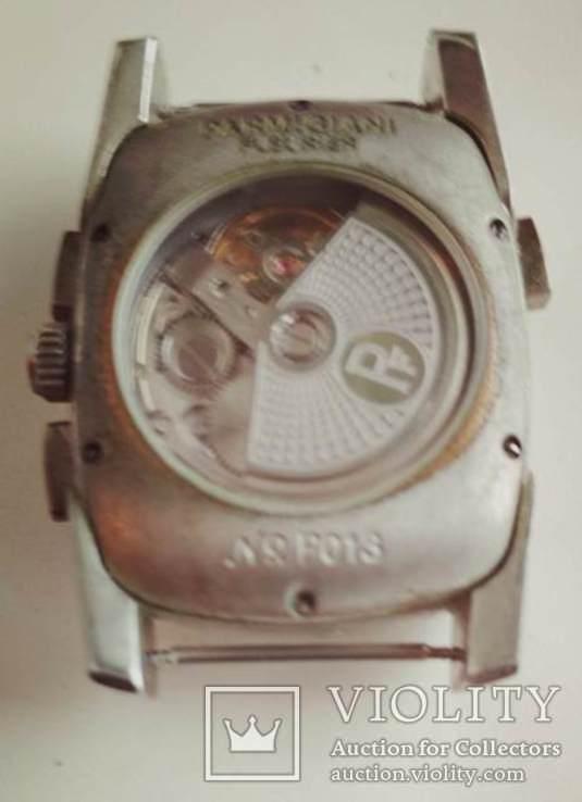 Часы  копия Рarmigiani Fleurier po13, Швейцария с кожаным ремешком, фото №6