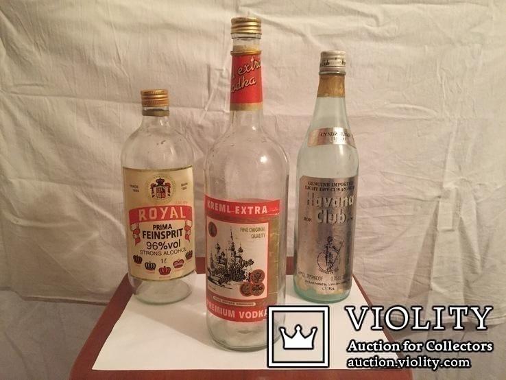 Бутылки Советского периода, фото №2