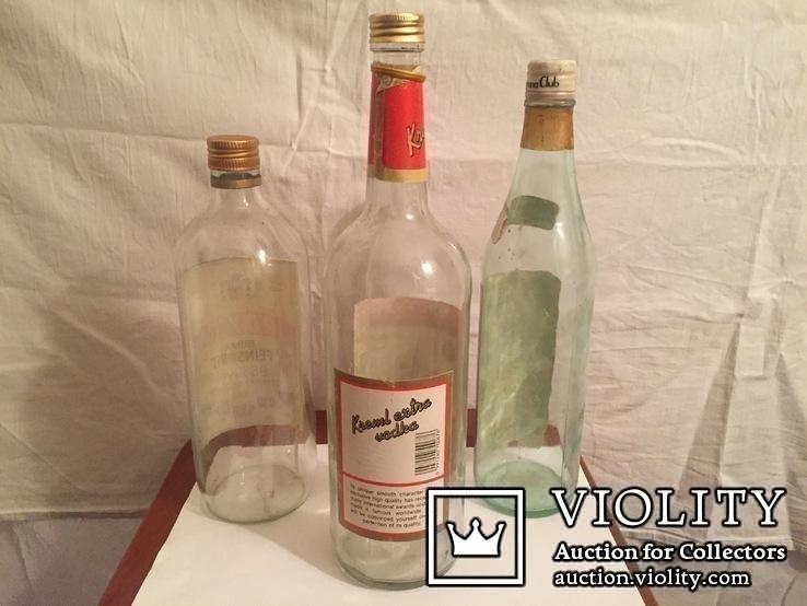 Бутылки Советского периода, фото №5