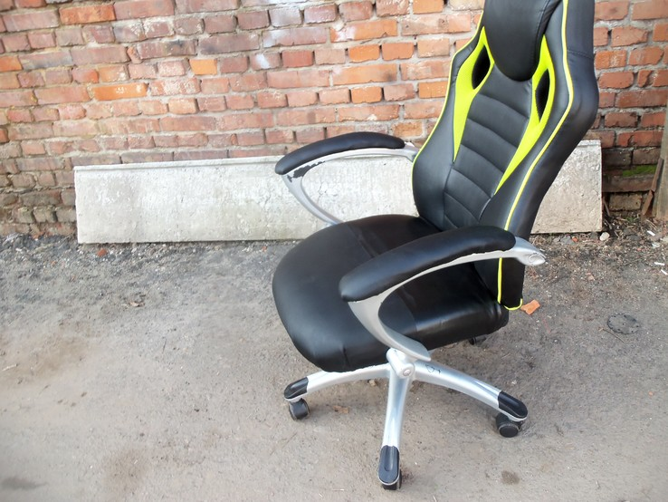 Компютерне - Офісне Крісло №-7  з Німеччини, фото №9