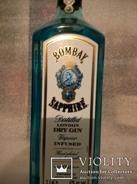 Джин Bombay sapphire (Бомбей сапфир)., фото №6