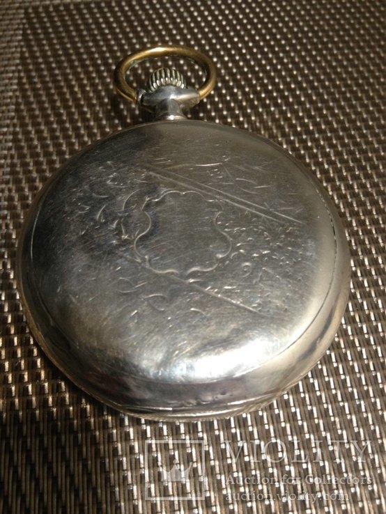 Часы zenith серебряные, фото №13