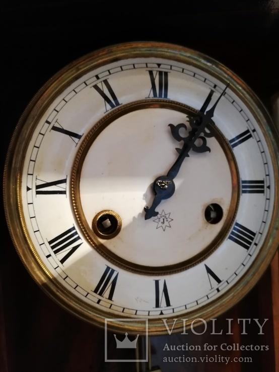 Настінний годинник Junghans, фото №6