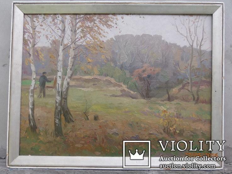 Осенний мотив., фото №3
