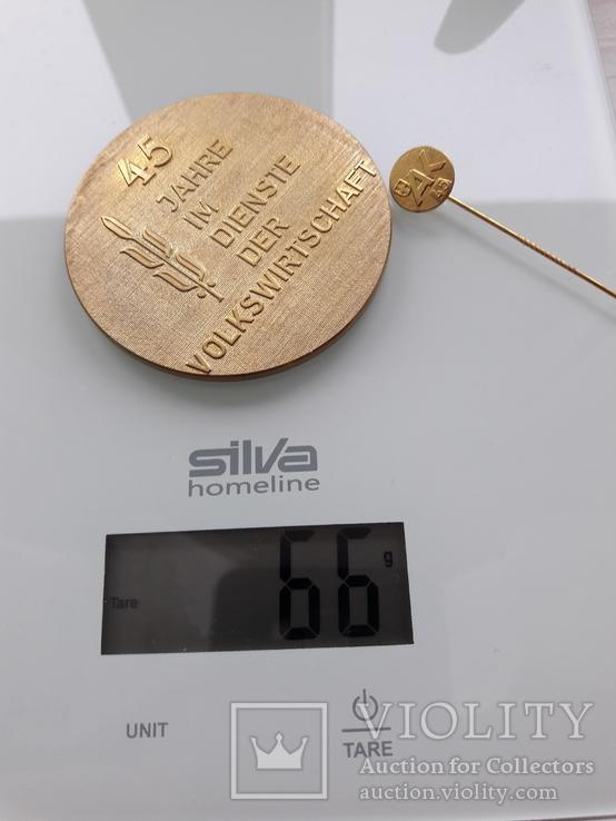 Медаль і значок Австрія, фото №3