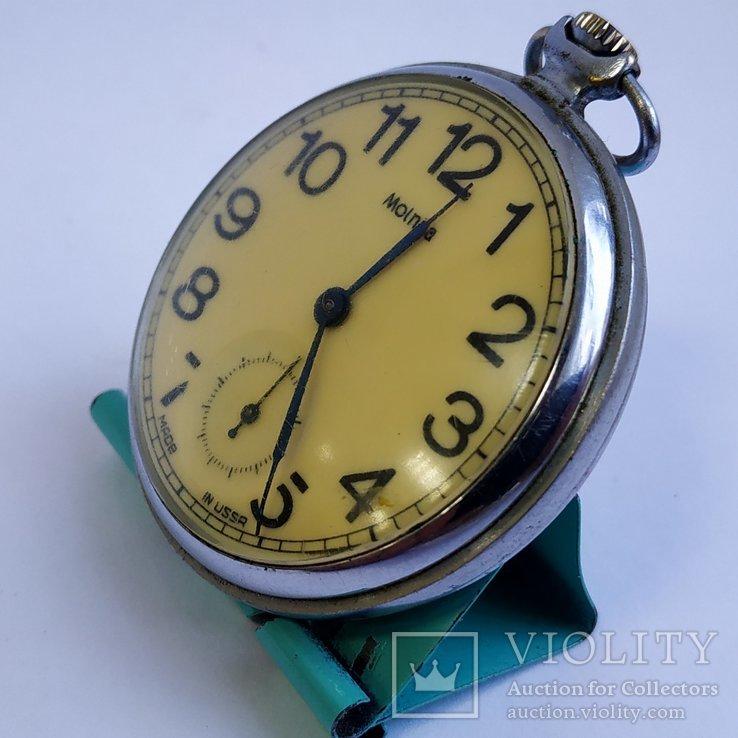Часы Molnija рабочие №1, фото №3