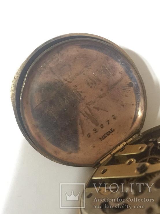 Золотые часы 19 в. Швейцария., фото №9