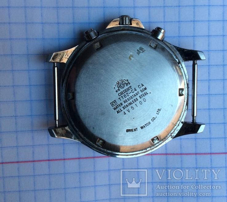 Часы Orient хронограф, фото №3