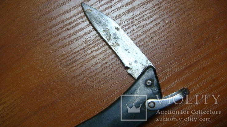 Нож охотничий з-д Монкавшири, фото №5