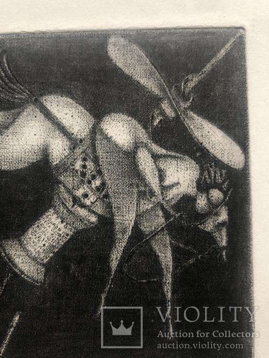 """Генриетта Левицкая, графика """"Год лошади"""", фото №7"""