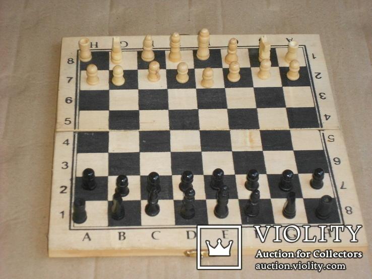 Шахматы 24 х 24 см., фото №4