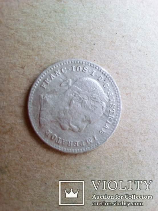 10 крейцеров 1872 год, фото №4