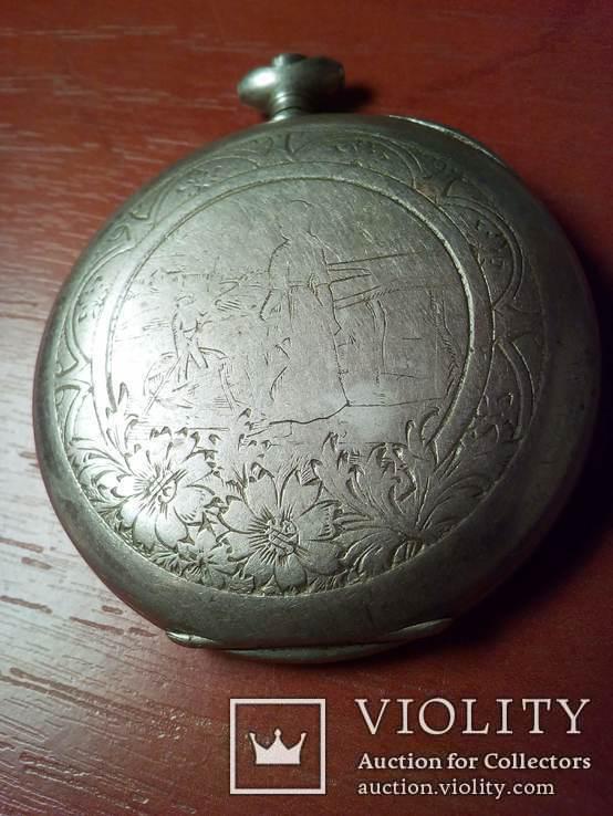 Корпус карманных часов., фото №2