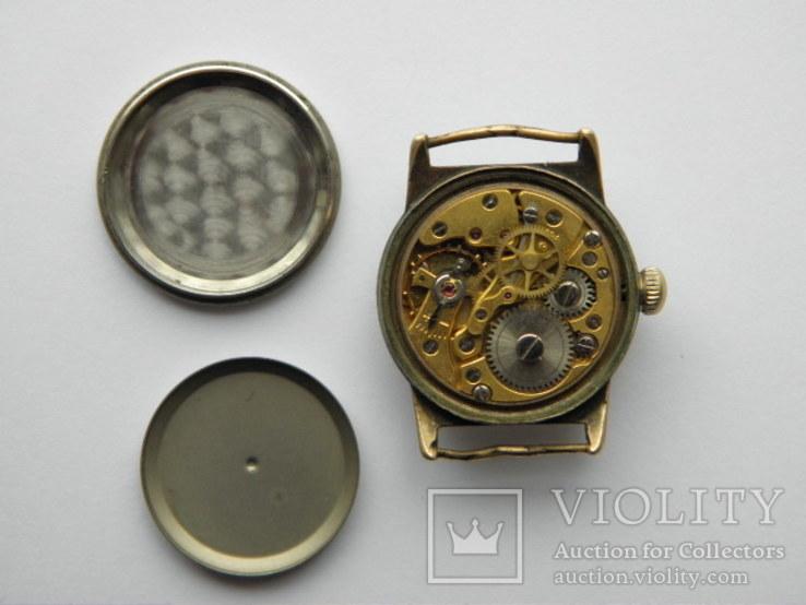 Часы Sowar Prima West and Watch Co. 30-х гг, фото №5