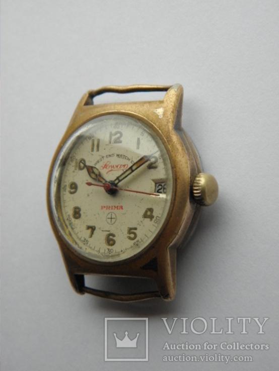 Часы Sowar Prima West and Watch Co. 30-х гг, фото №9