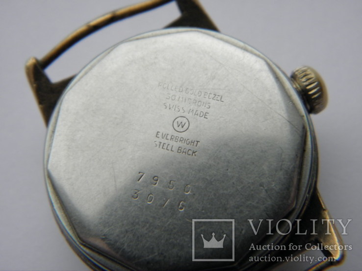 Часы Sowar Prima West and Watch Co. 30-х гг, фото №10
