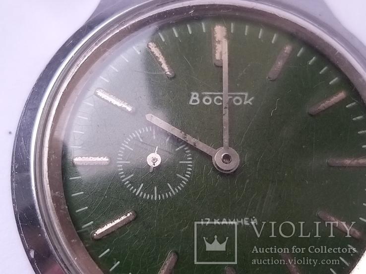 Часы Восток ( секундная стрелка на 9 ), фото №4