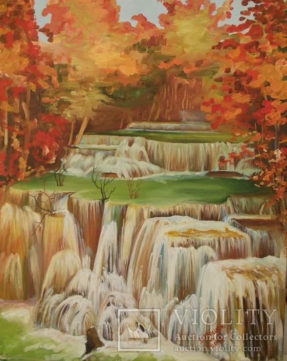Водопад, фото №2