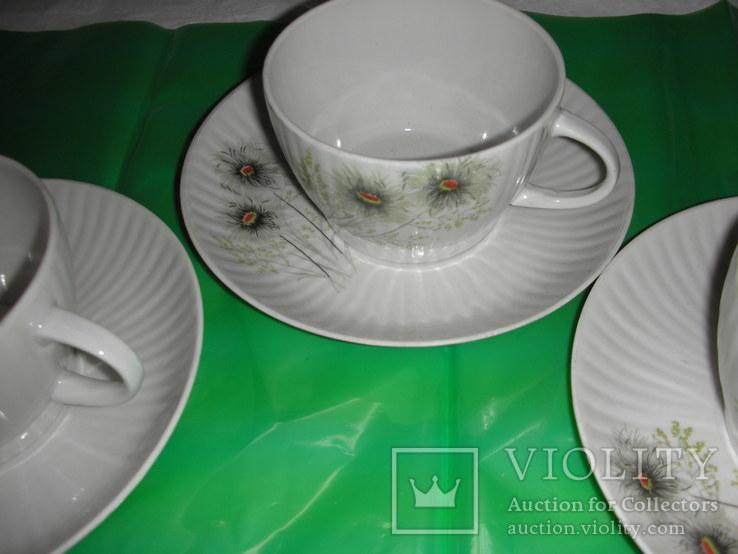 Чайный сервиз Дулево, фото №3