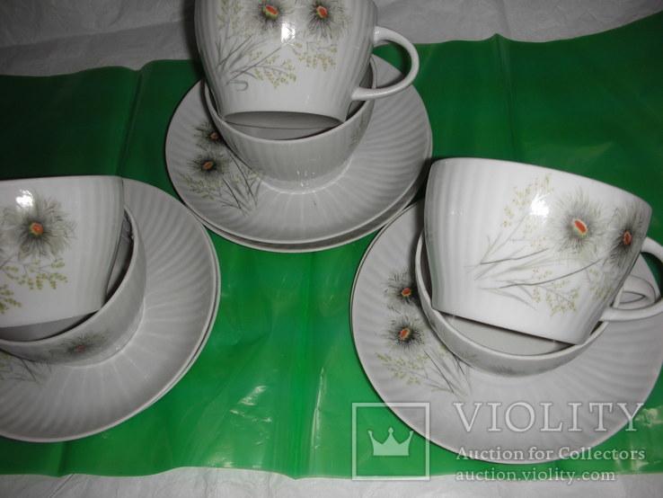 Чайный сервиз Дулево, фото №4